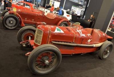 """Alfa Romeo e Abarth a Padova: le nuove Giulia e 695 in mostra insieme alle """"storiche"""""""
