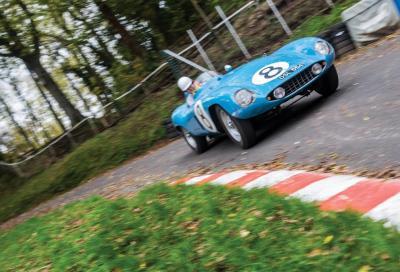 Ferrari e Aston: la Grande Mela s'illumina di rarità