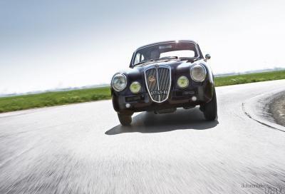 Lancia Aurelia B20, prima delle classi
