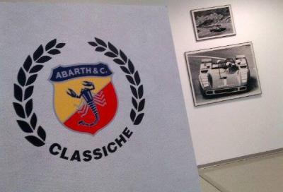 Officine Abarth Classiche: parte ufficialmente l'Heritage del Gruppo FCA