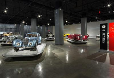 Dove c'è automobile, c'è Italia: il Petersen Museum di Los Angeles