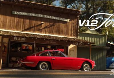 400 GT: l'unica auto che Jack ha guidato in vita sua