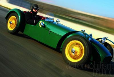 Lotus 7 S1-S4, amore in scatola