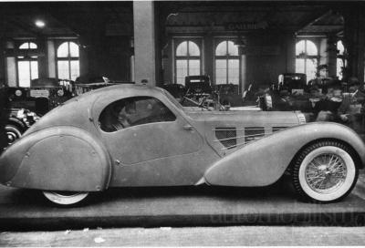 Bugatti, oltre 100 anni di storia sul filo dell'arte