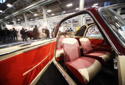 Ad Automotoretrò la Miura della collezione ASI nel 50° del modello