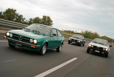 Buon compleanno, Alfa Romeo Alfasud Sprint