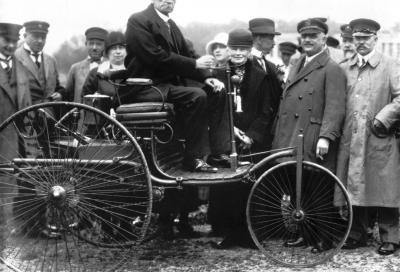 130 anni fa nasceva l'automobile