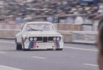 La BMW 3.0 CSL Rennsport Coupé in 4 video storici