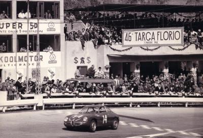 Quattro eventi in uno: così la festa per la Targa Florio numero 100