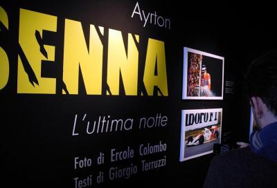 In mostra all'Autodromo di Monza la vita di Ayrton Senna