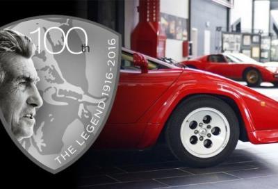 Il centenario dedicato a Ferruccio Lamborghini