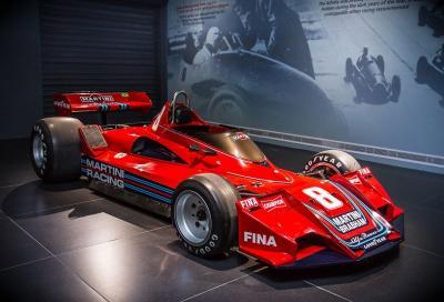 Ad Amelia Island la Brabham-Alfa Romeo del Museo di Arese