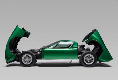 Di nuovo in vita la prima Lamborghini Miura SV