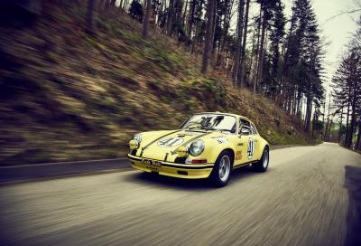 Porsche restaura una 911 2.5 S/T per Essen