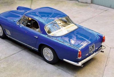 Maserati, la 3500 GT Touring