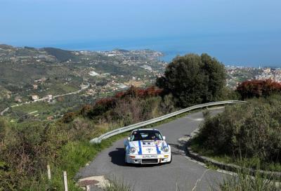 """Sanremo: al """"via!"""" la storia dei Rally italiana ed europea"""