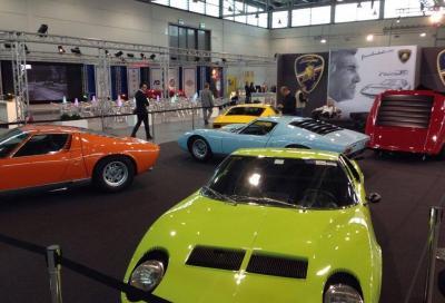 Verona Legend Cars ha aperto i battenti
