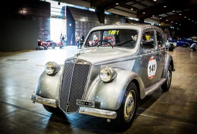 Fiat, Alfa Romeo e Lancia alla Mille Miglia 2016