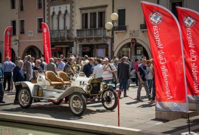 Un successo la prima edizione del concorso di eleganza di Venezia