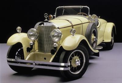 Novant'anni fa nasceva Daimler-Benz AG
