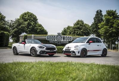 Parte il Festival della Velocità a Goodwood: Alfa Romeo e Abarth protagoniste