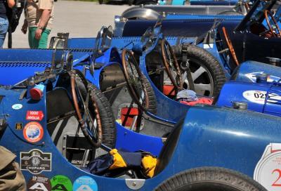 Intorno al Blue: raduno internazionale Bugatti