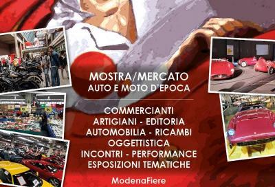 Modena Motor Gallery, Salone delle Eccellenze nella Terra dei Motori