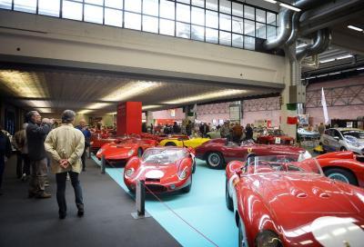 La straordinaria Motor Valley protagonista a Modena Motor Gallery