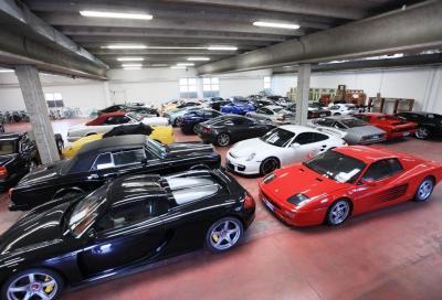 Duemila Ruote: a Milano una delle più grandi aste di automobili al mondo