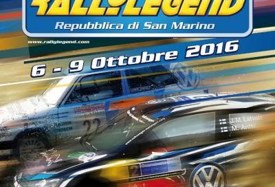 Torna la festa del rallismo: a Rallylegend in auto con Biasion, Alen e Salonen!