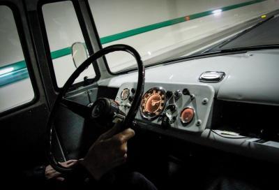 """Da """"Panoramica"""" a """"Direttissima"""": Mercedes e la storia dei trasporti"""