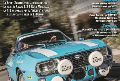 Speciale Lancia Fulvia Coupé sul nuovo numero di Automobilismo d'Epoca