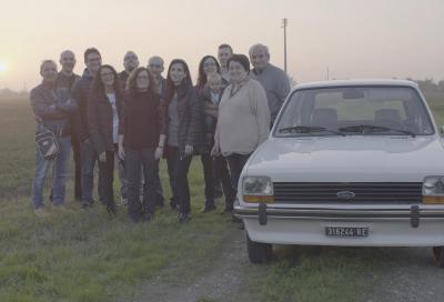 Una Fiesta per 7 fratelli: storia dell'auto dei Tedeschi