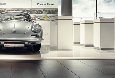 Porsche inaugura il quarto Partner Porsche Classic in Italia