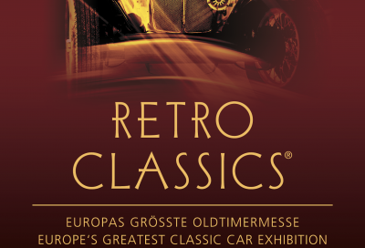 Stoccarda Retro Classics dedicata all'Italia