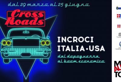 Crossroads: al Mauto di Torino l'incrocio tra automobili, arte e cinema