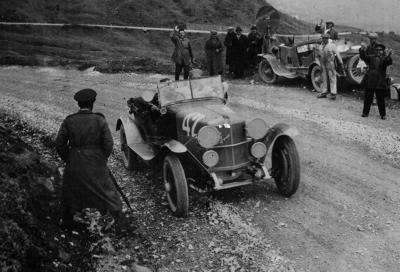 Alfa, Lancia e Fiat per i 90 anni della Mille Miglia a Techno Classica