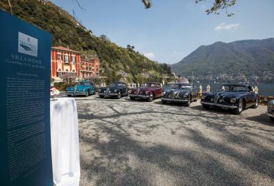 Villa d'Este Style apre al pubblico e mostra anche l'Alfetta di F1
