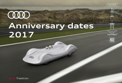 NSU Ro 80 e Pike's Peak e nel 2017 di Audi Tradition