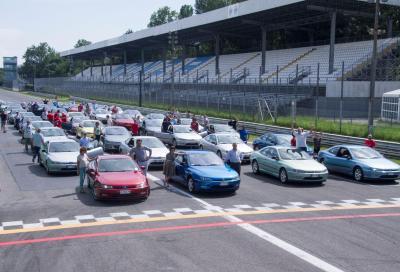 Un grande raduno in Italia per il 20° della Peugeot 406 Coupé