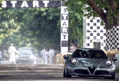 "FCA Heritage protagonista del ""Goodwood Festival of Speed 2017"""