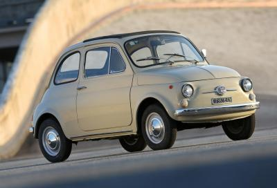 La Fiat 500 entra al MoMA di New York