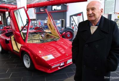 Al Museo Lamborghini, in ricordo di Paolo Stanzani