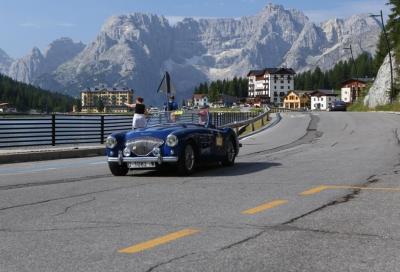 Coppa d'Oro delle Dolomiti, 70 anni e non sentirli