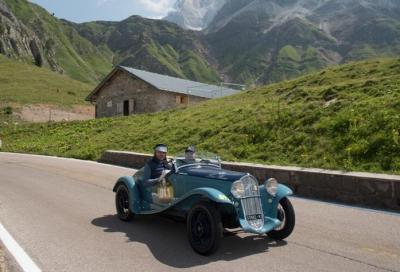 Belometti svetta sulle Dolomiti