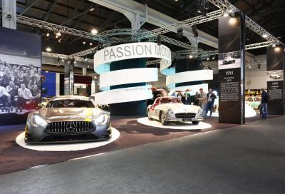 Auto e Moto d'Epoca 2017: crescono idee e contenuti