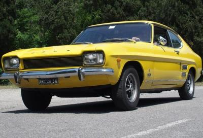 Capri 1300, coupé da famiglia