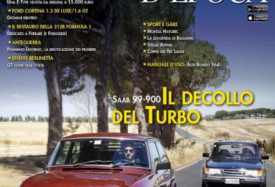 """La """"moda"""" del turbo con le Saab 99-900 su Automobilismo d'epoca di Agosto-Settembre"""