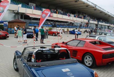 La storia dell'automobilismo sportivo all'Ippodromo di Vinovo