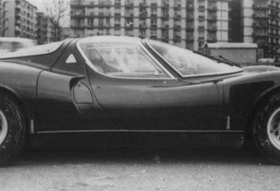 Alfa Romeo: i 50 anni della 33 Stradale